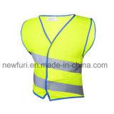 De Veiligheid van het Jasje van de Veiligheid van Ce En1150 kleedt Weerspiegelend Vest voor Kinderen