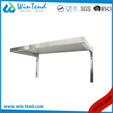 Étagère de support de mur de cuisine d'acier inoxydable en vente chaude