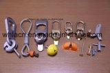 Anillo de prefabricados de hormigón del embrague de levantamiento de acero galvanizado con cabrestante (ancla)