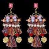 De overdreven Juwelen van de Leeswijzer van de Oorringen van het Meisje van de Manier van het Ontwerp voor Vrouwen