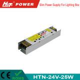 24V 1Um transformador LED 25W AC/DC Fonte de alimentação Comutação Has