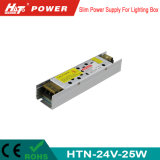 alimentazione elettrica di commutazione del trasformatore AC/DC di 24V 1A 25W LED Htn