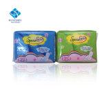 Uso noturno 280mm espessura Maxi absorventes higiênicos, FDA. Com certificação CE