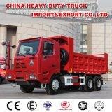Sinotruk Wero 6X4 10 짐수레꾼 30tons 광업 덤프 트럭 (ZZ3259M364PC3)