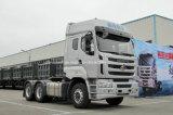 No. 1 최신 판매 Dongfeng/Dfm/Dflzm 400HP 무거운 최대 의무 화물 자동차 트랙터 트럭 (LHD/RHD)