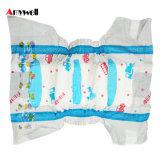 Fraldas para bebés descartáveis de alta qualidade em fraldas para bebés de Guangzhou Pants Factory