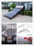 Calentador de agua solar a presión de energía solar de Suntask 123 alto