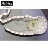 Пояс материального транспортера Hairise PP модульный с цепным колесом