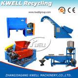 Machine van de Extruder van de Korrel van de Verkoop van de fabriek de Plastic heet-Scherpe voor de Materialen van EVA