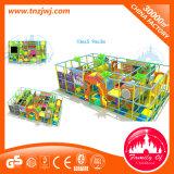 Zona de juegos comerciales de venta caliente patio interior juguetes para niños