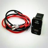 USB do carregador 4.2A com específico do voltímetro para a patrulha de Camry Vigo