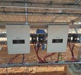 Moeten-zonne PV18 Omschakelaar 2kVA 3kVA 4kVA 5kVA met 60A 80A Zonnestelsel van het Huis van de Golf van de Sinus van het Controlemechanisme van de Last van MPPT het Zonne Zuivere Hybride