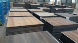 Commerciaux légers sèchent l'étage en bois arrière de PVC de modèle