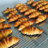 Croissants Sheeter (ZMK-520) française de pâtisserie