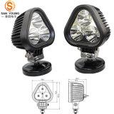 Van de LEIDENE van de motor Fabriek de Drijf Lichte DwarsKoplamp van het Land Drijf direct 3 Duim 30W