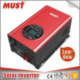 Nuovo invertitore solare DC48V a bassa frequenza di Hybrd 6000W di stile