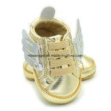 Каждая прогулка мальчика этапа малышей шага, Максимальн-Wb тапка, ботинок младенца Esg10361