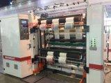 2018 etiquetas de papel el exceso de velocidad alta de la máquina de corte longitudinal con nuevo diseño