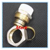 Guarnición del cobre de la compresión de la alta calidad, unión de Stright con las tallas de Differents