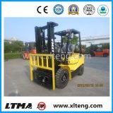 China-neuer 2.5 Tonne LPG-Gabelstapler mit Mast 3-Stage