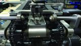 ジャンパー線のSciencgoの挿入機械