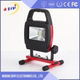 Luz LED de trabajo eléctrico comercial, 60W luz LED de trabajo