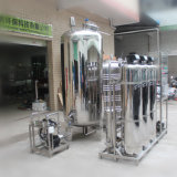 Impianto di per il trattamento dell'acqua automatico della piscina dell'acciaio inossidabile