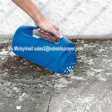 Aparelhos electrodomésticos prático do espalhador de sal e a semeadeira pneumática