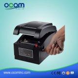 80mm schwarzer Positions-thermischer Barcode-Kennsatz-Drucker