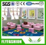Mini sofà sveglio comodo del capretto di colore da vendere (SF-85C)