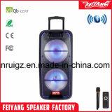 Los recién llegados activo DJ altavoz Bluetooth recargable carro