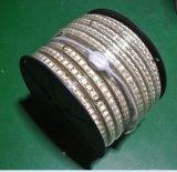 Bande à deux lignes élevée 5050 de la lumière 120LED de C.P. 220V Dimmable