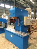 Machine simple de presse hydraulique de fléau, machine de presse en métal, formant la machine