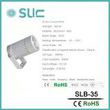 3Wは屋外のためのLEDの点ライトを防水する(SLB-35)