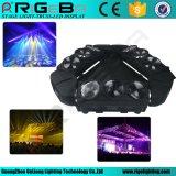 9*12W 4NO1 Feixe Aranha Triângulo Cabeça Móvel LED fabricado em GUANGZHOU