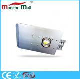 luz de rua solar Integrated completa do diodo emissor de luz do jardim 90-150W