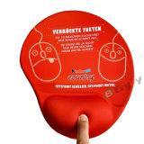 Mouse pad personalizado com gel suave suporte para o pulso