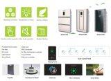 Красивые режим K04 очистителя воздуха с отрицательный ион очиститель воздуха для дома и семьи очистителя воздуха с 6 стадии фильтр с Pm2.5display Домашний воздухоочиститель