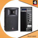 15 Spreker pS-5715fbt van Bluetooth EQ van de FM van de duim de PRO200W USB BR Plastic Actieve