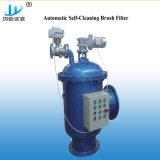 Niedrigviskose flüssige Filtration-automatischer Pinsel-Reinigungs-Filter
