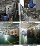 Heißer Verkaufs-passen luftlose Pumpen-Flasche mit Farbe und Dekoration an (POO-15)