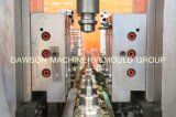 Línea recta de la botella de aceite de máquina de moldeo por soplado de Pet