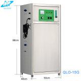 Equipo del ozono del concentrador del oxígeno de Qlo-15g Psa para la piscicultura