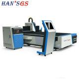 Fonction de mise à niveau de la machine de découpage au laser à filtre 750W Hans GS