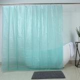 Cuidado fácil PEVA suave cortina de ducha sin camisa