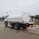 4*2 FAW 1500 litros de agua acarrea los carros 8m3 del depósito de gasolina de la capacidad