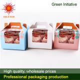 Caixa do alimento que empacota com indicador antinebuloso (k133)