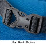 Les loisirs extérieurs folâtrent le sac d'épaule incliné, sac à dos imperméable à l'eau