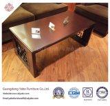 Hôtel de meubles avec Lobby Coffee Table avec élément chinois (YB-E-21-1)