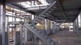 Stahlkonstruktion-Anti-Vibrationskasten-Systems-ökonomische Werkstatt